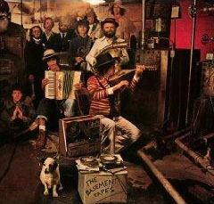 The Basement Tapes skivomslag