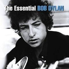 The Essential Bob Dylan skivomslag